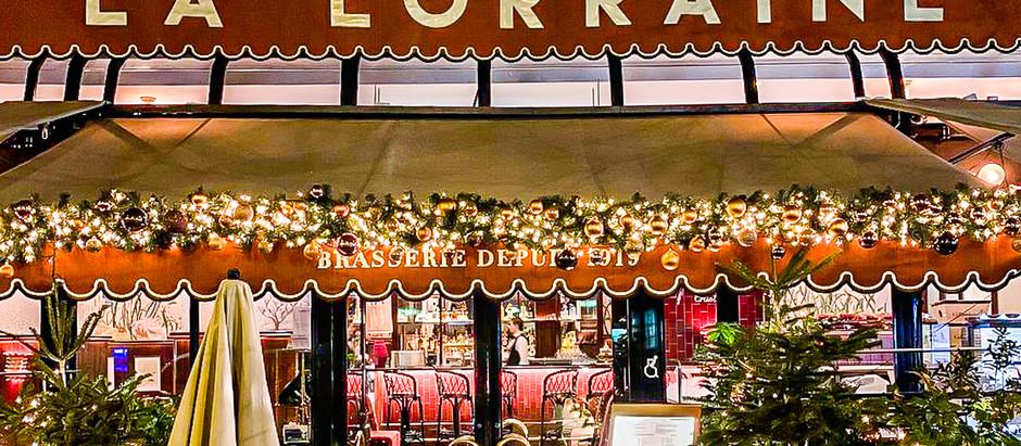 Brasserie Lorraine, Paris