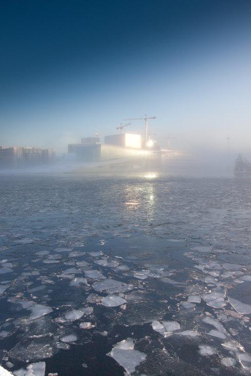 Is på vannet, Den Norske Opera