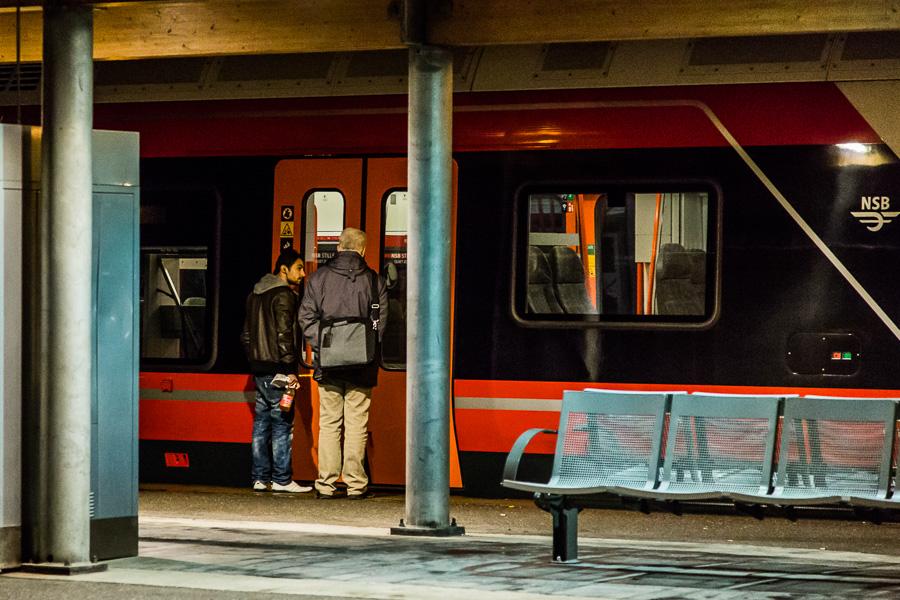 Transport, kommunikasjon. NSB
