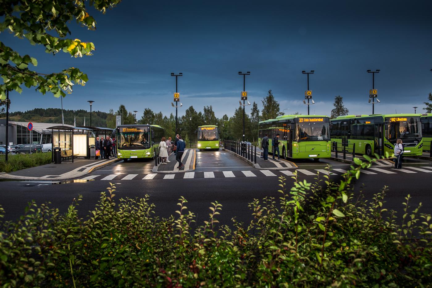 Transport, Buss, Fotograf Oslo