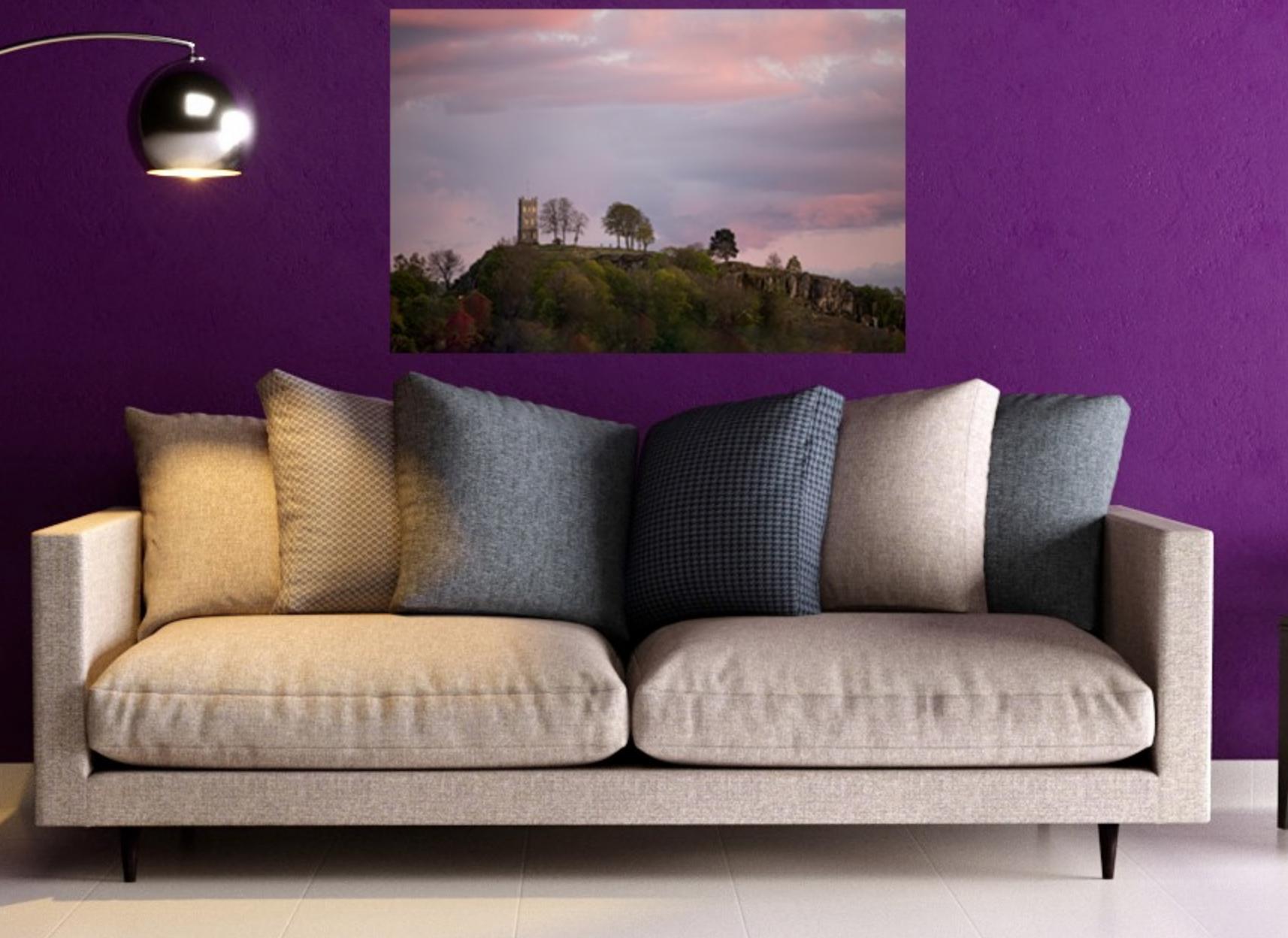 Fotokunst og veggdekor, resepsjon