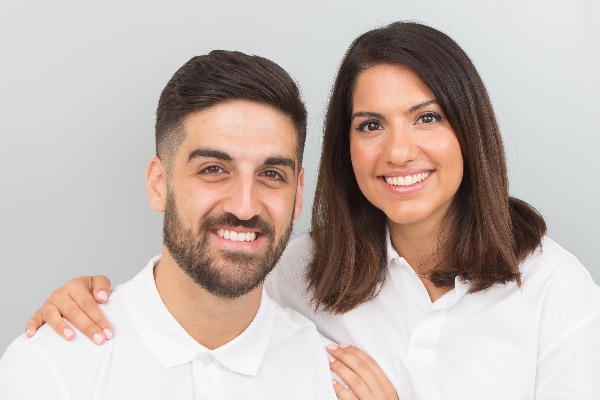 Portretter til hjemmeside