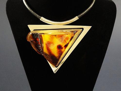 Natural Baltic Amber Necklace no.6K