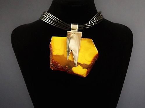 Baltic Amber Necklace no.13K