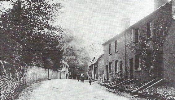Bishop's Sutton, Ship Hill c1900