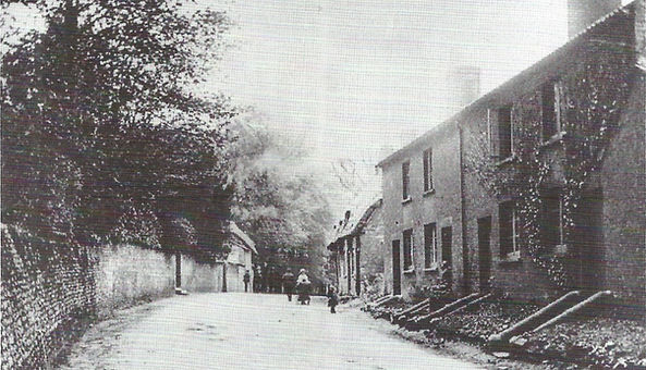 Bishop's Sutton, Ship Hill c1900