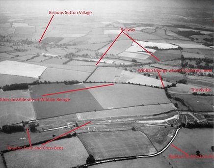 Bishop's Sutton, potential sites of Wibbas Barrow