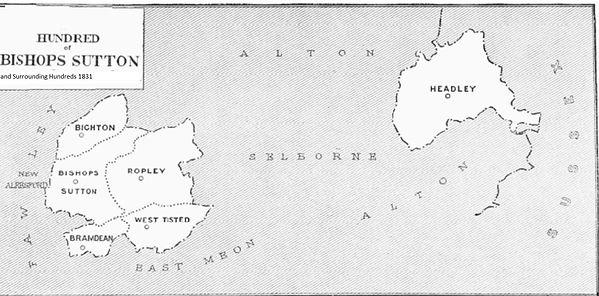 Bishop's Sutton Hundred
