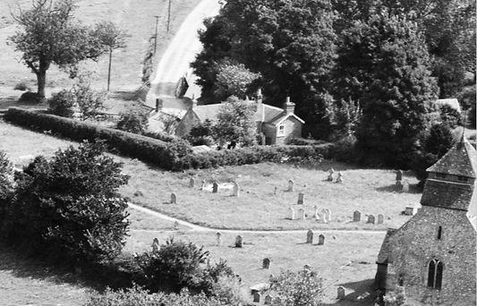 Bishop's Sutton, Pound Cottage 1947