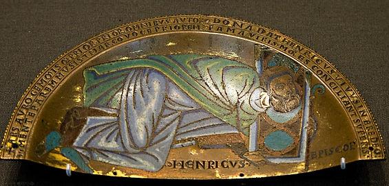 Bishop's Sutton, Henry De Blois
