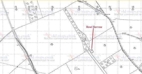 Bishop's Sutton, Bronze Age Bowl Barrow