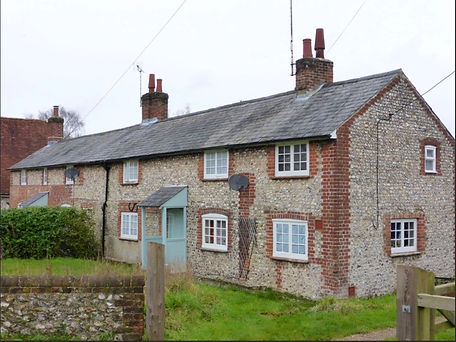 Bishop's Sutton, the Fox/York Cottage/Parkers
