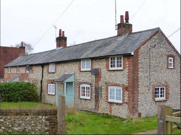 Bishop's Sutton, The Fox/York Cottage, Parkers