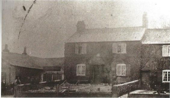 Bishop's Sutton, Padwicks Blacksmiths c1910