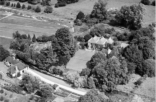Bishop's Sutton, the Old Mill House, 1947