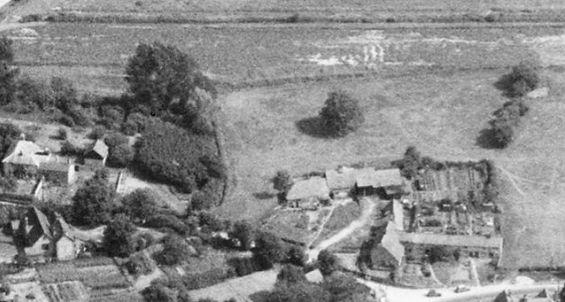 Bishop's Sutton, Stocks Farm 1947