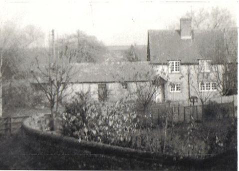 Bishop's Sutton, Stocks Cottage 1981