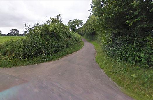 Bishop's Sutton, Dark Lane 2009