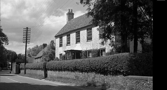 Bishop's Sutton, New House Farmhouse, 1948