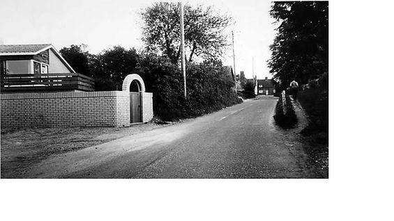 Bishop's Sutton, Church Lane, 1966