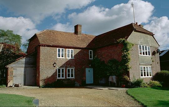 Bishop's Sutton, Bassett Farm Cottage 2002