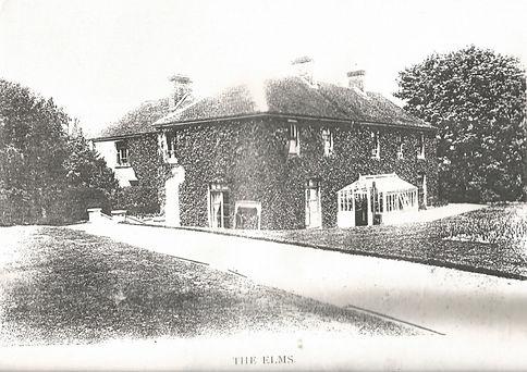 Bishop's Sutton, the Elms 1903