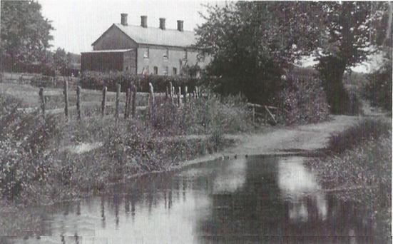 Darvills Terrace, Water Lane, Bishop's Sutton