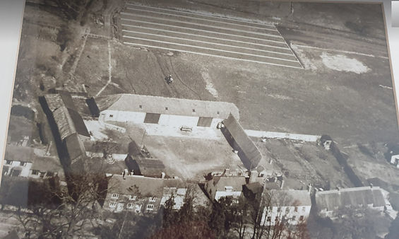 Bishop's Sutton, New House Farm 1959