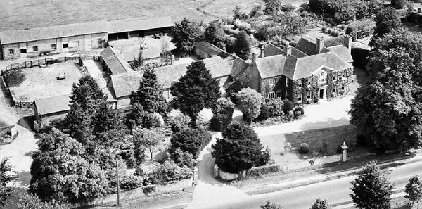 Bishop's Sutton, Sutton Manor Farm 1947