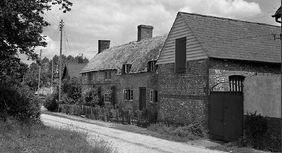 Bishop's Sutton, Church Lane, 1948