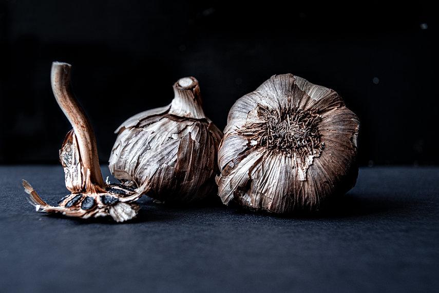 Black garlic by Eve Javis