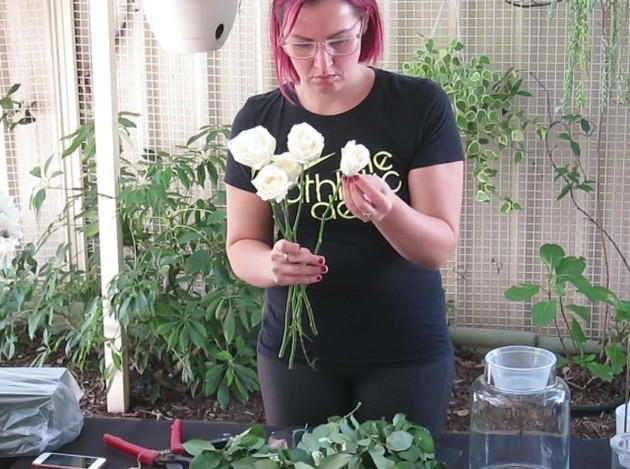 DIY wedding flowers Sydney