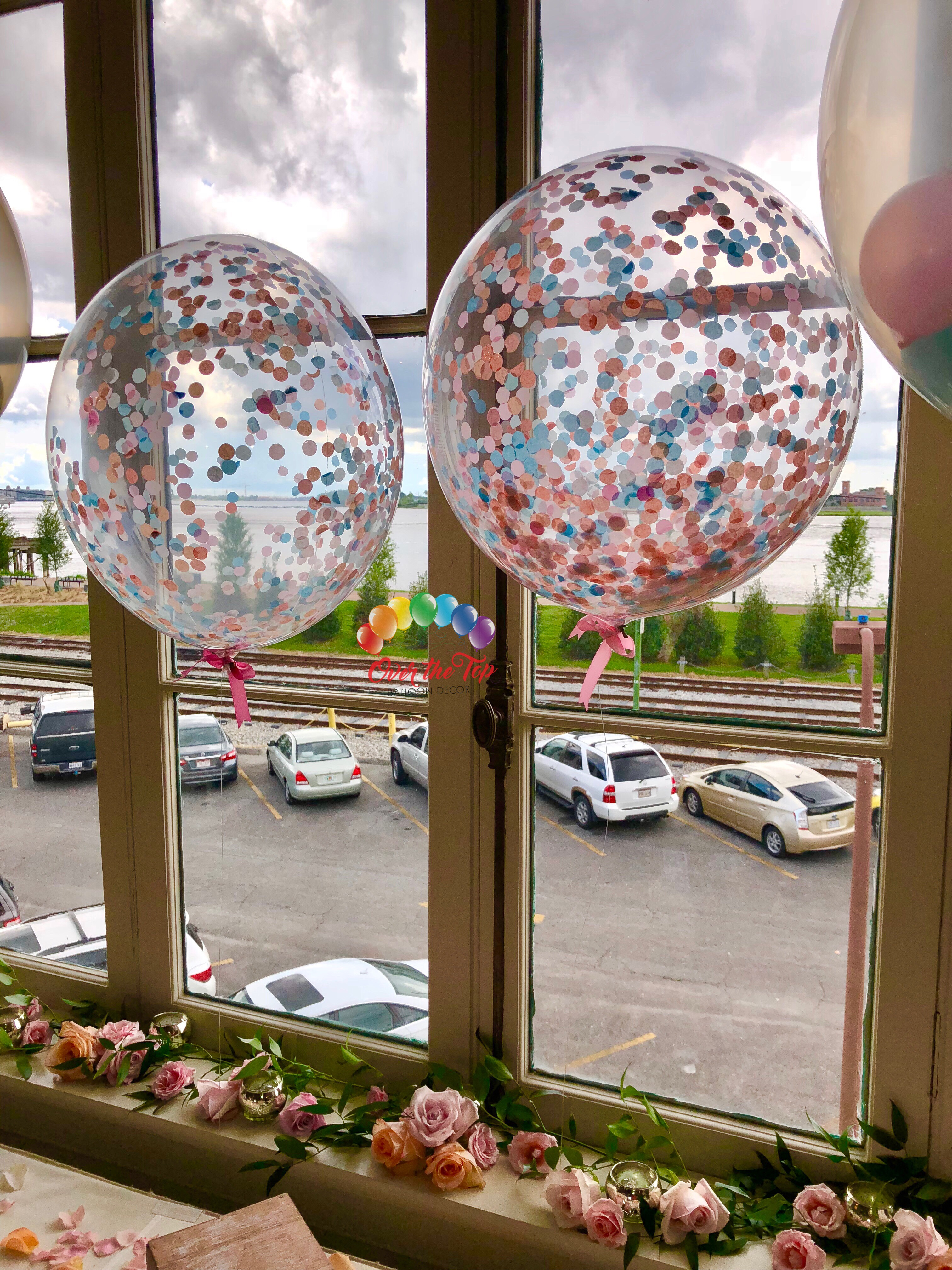 Decor Bubble Balloons