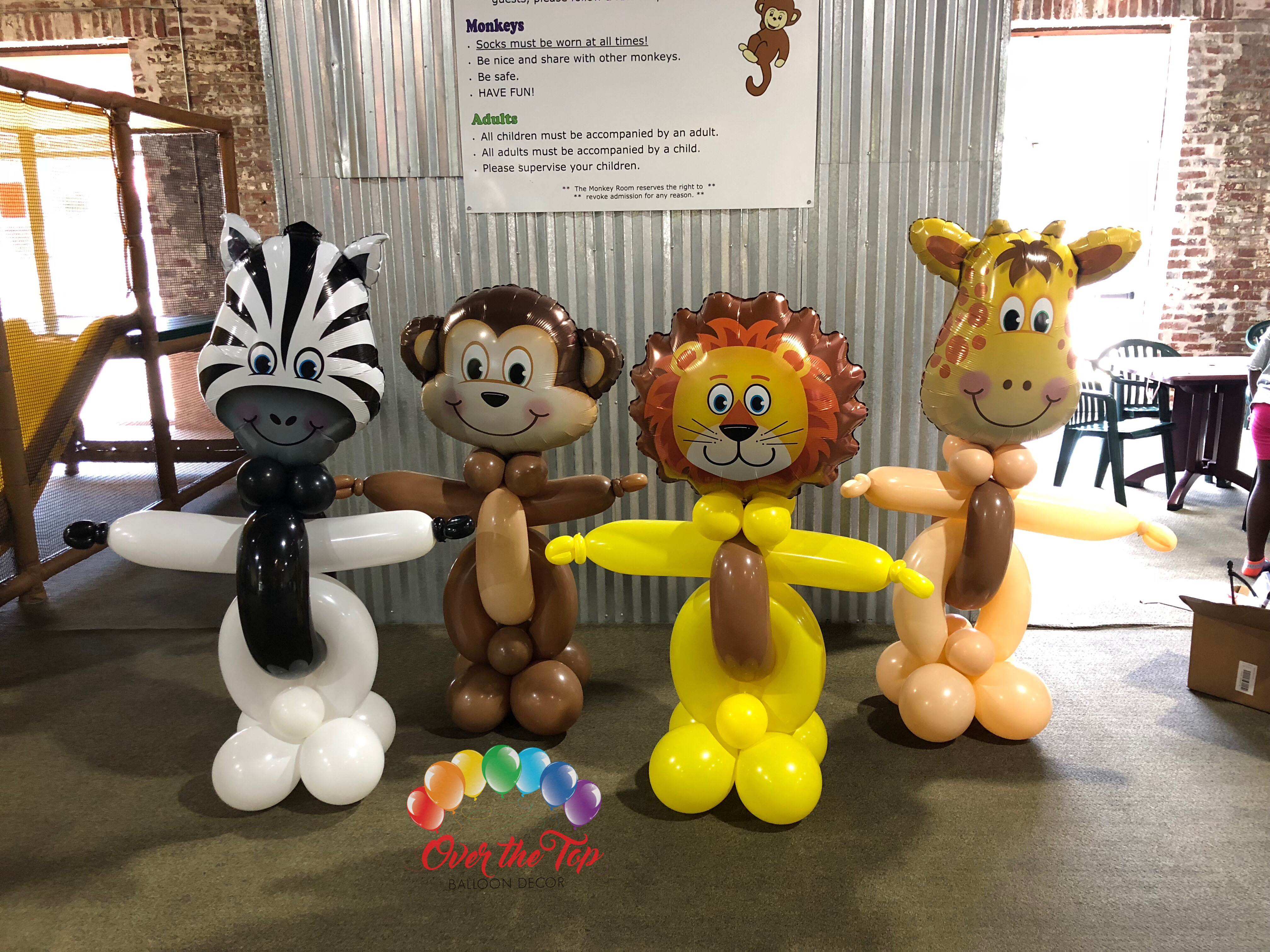 Custom Balloon Sculpture
