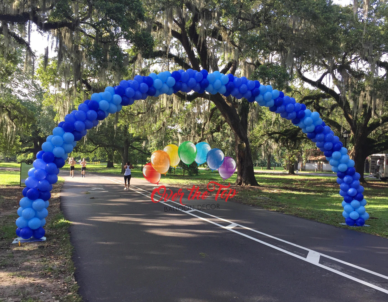 Oversize Balloon Arch