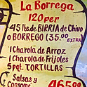 La Borrega -- 120 People