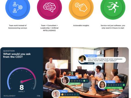 Good-Practice Example: Digital Tool for Organizational Culture