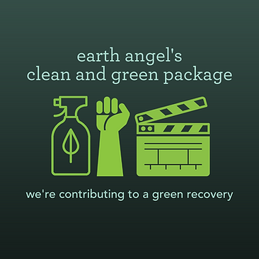 Earth Angel Clean & Green Instagram and