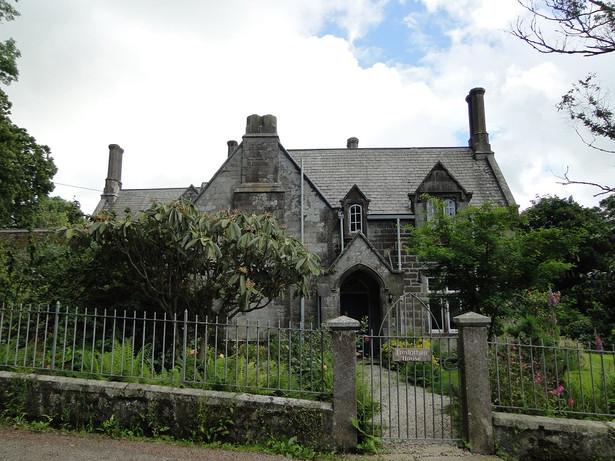 Original Grade II Listed house in Camborne, Cornwall.