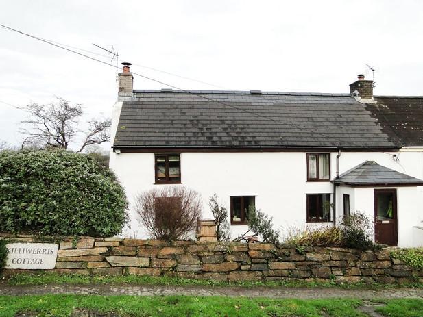 Main Cornish cottage.