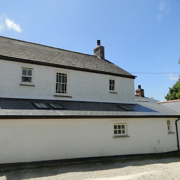 Renovated Cornish cottage