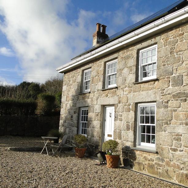 Restored Cornish Cottage