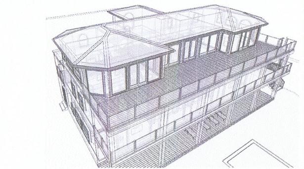Top floor penthouse suite