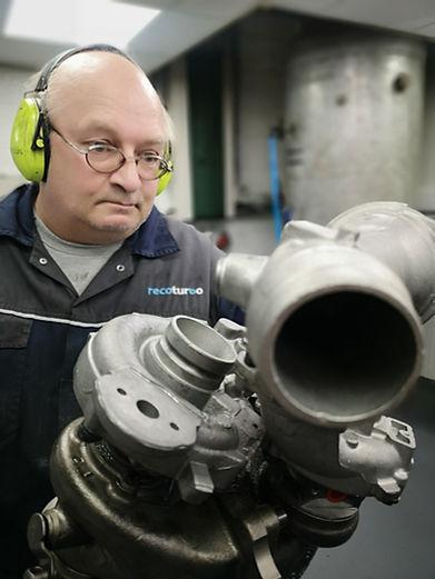 Turbo repair servicing