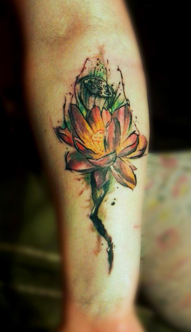 Tattoo by George Krustev