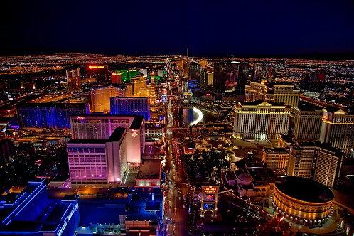 College Spring Break Vegas