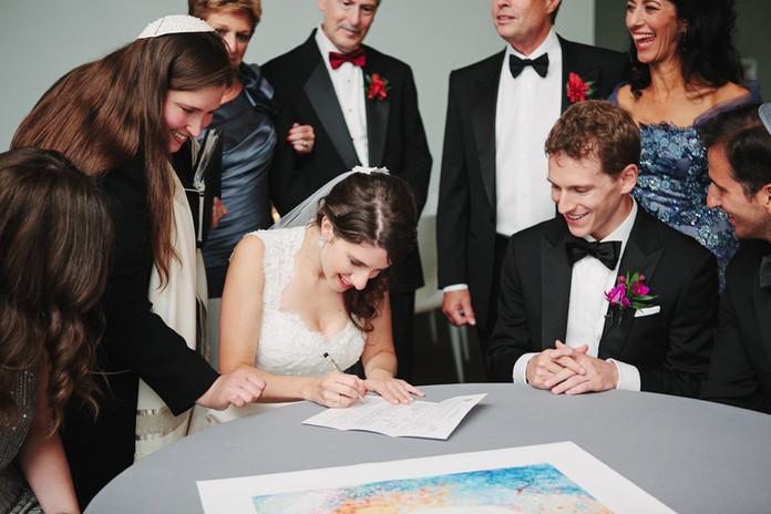 Hyman Ketubbah signing.jpeg