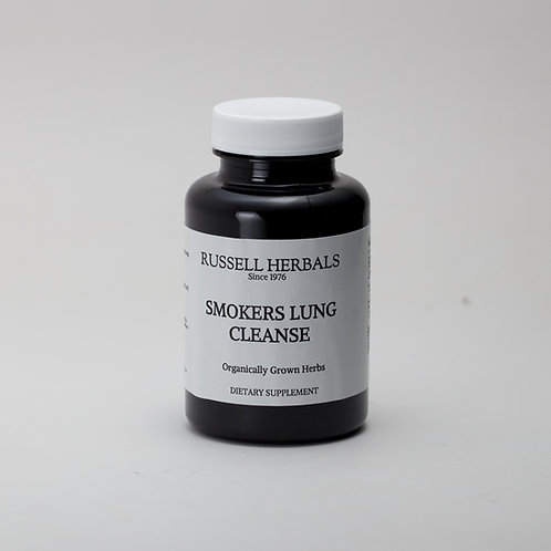 Smoker's Lung Cleanse