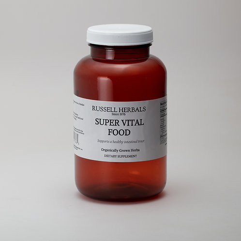 Super Vital Foods