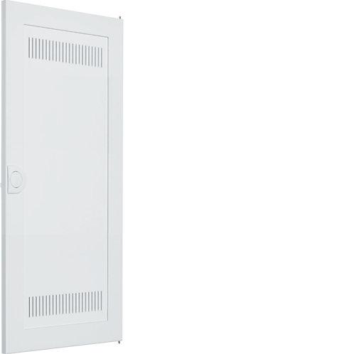 Двері білі пластикові для 3-рядного ММ-щита в/у VOLTA